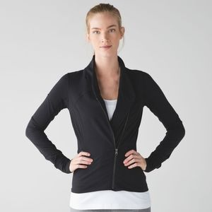 Lululemon Precision Jacket - Black - 6
